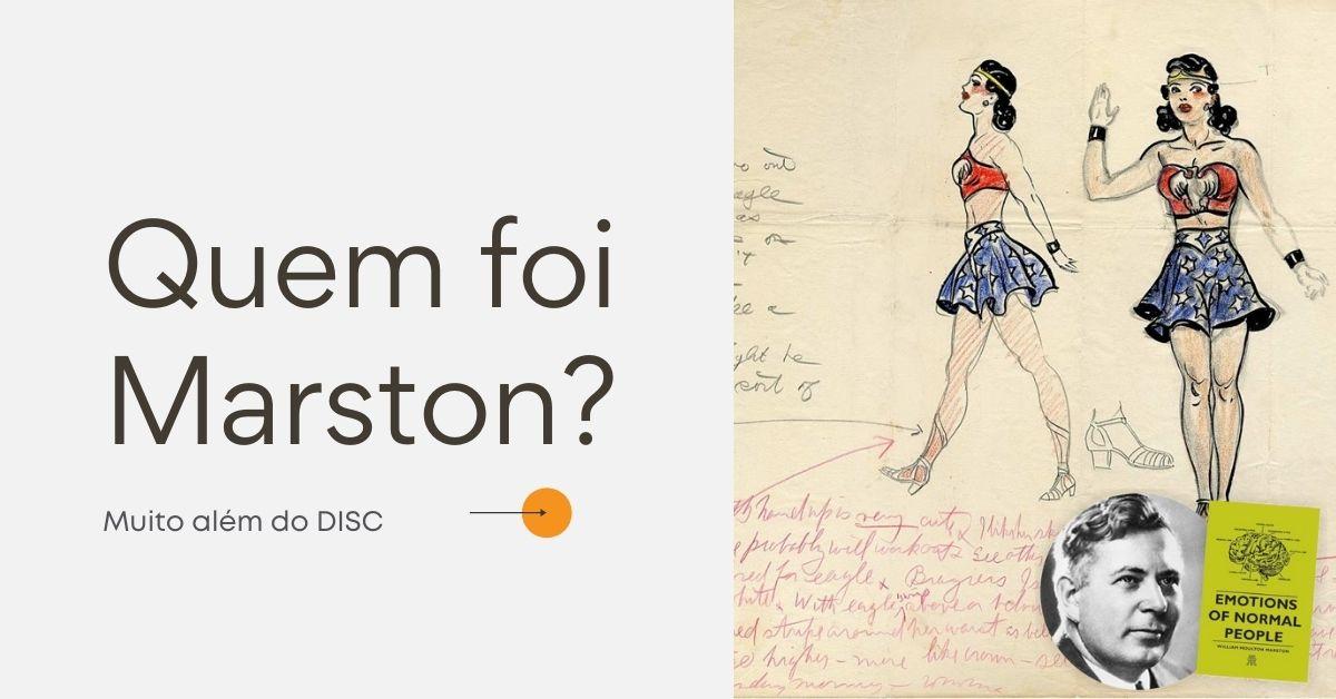 Quem foi William Marston - Propósito MAIOR